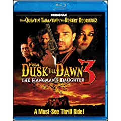 From Dusk Till Dawn 3: The Hangman's Daughter [Blu-ray]
