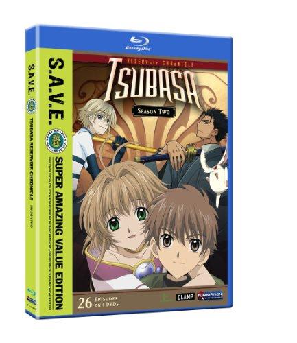 Tsubasa RESERVoir CHRoNiCLE: Season 2 S.A.V.E. [Blu-ray]
