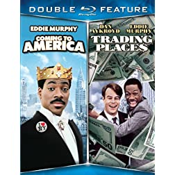 Coming to America / Trading Places (Two-Pack) [Blu-ray]