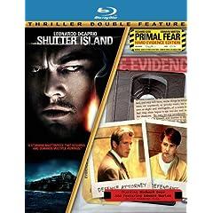 Shutter Island & Primal Fear [Blu-ray]