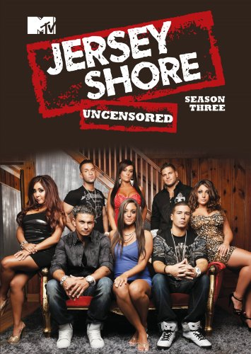 Jersey Shore: Season Three (Uncensored)