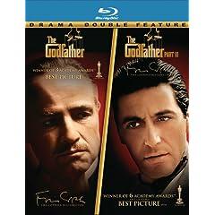 Godfather 1 & 2 [Blu-ray]