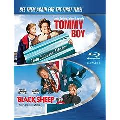 Tommy Boy & Black Sheep [Blu-ray]
