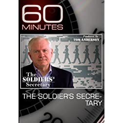 60 Minutes - The Soldiers' Secretary (May 15, 2011)