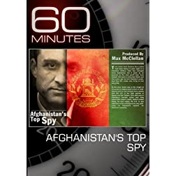 60 Minutes - Afghanistan's Top Spy (May 15, 2011)