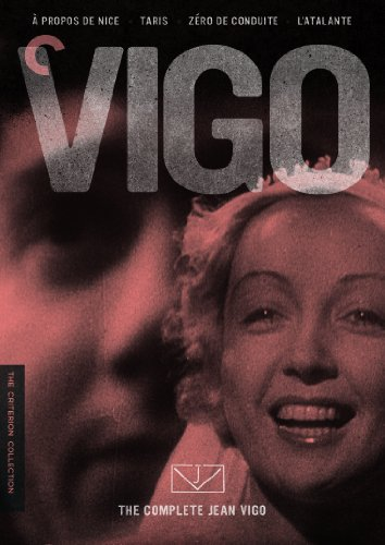 The Complete Jean Vigo (� propos de Nice / Taris / Z�ro de conduite / L'Atalante) (The Criterion Collection)