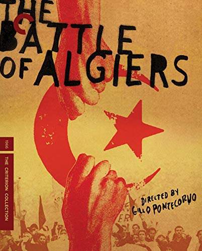 The Battle of Algiers: The Criterion Collection [Blu-ray]