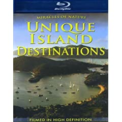 Miracles of Nature-Unique Island Destinations - Filmed in HD! [Blu-ray]