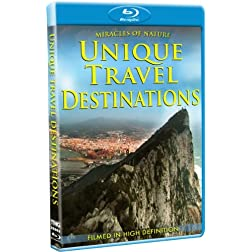 Miracles of Nature-Unique Travel Destinations - Filmed in HD! [Blu-ray]