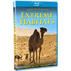 Miracles of Nature-Extreme Habitats - Filmed in HD! [Blu-ray]