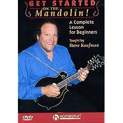 Get Started on The Mandolin!