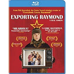 Exporting Raymond [Blu-ray]