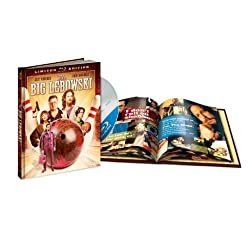 The Big Lebowski (Limited Edition) [Blu-ray Book + Digital Copy]