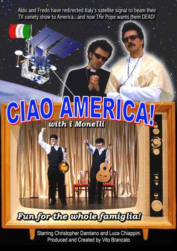 Ciao America! with i Monelli
