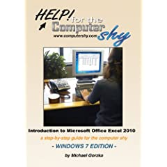 Introduction to Microsoft Office Excel 2010 - Windows 7 Edition