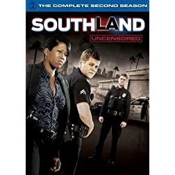 Southland: The Complete Second Season (Uncensored) (2 Discs)