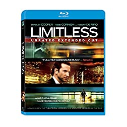 Limitless (Unrated Extended Cut) [Blu-ray + Digital Copy]