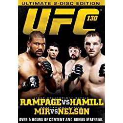 UFC 130: Rampage vs. Hamill
