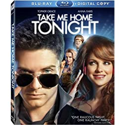 Take Me Home Tonight [Blu-ray]