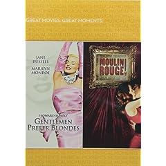 Gentlemen Prefer Blondes & Moulin Rouge