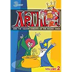 Arthur & The Square Knights of the Round Table 2
