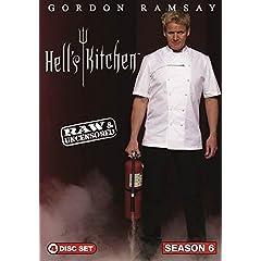 Hell's Kitchen: Season 6 Raw & Uncensored [Blu-ray]