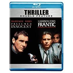 Frantic & Presumed Innocent [Blu-ray]