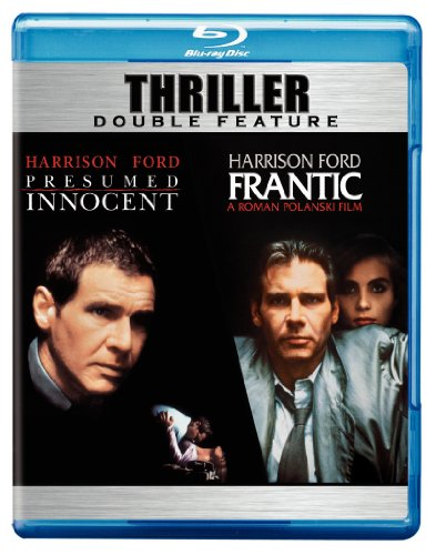 Frantic & Presumed Innocent [Blu-ray]