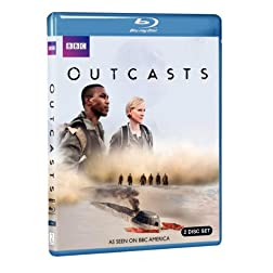Outcasts: Season One [Blu-ray]