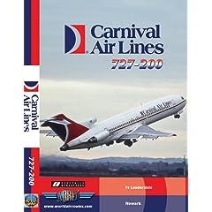 Carnival Air Lines Boeing 727-200