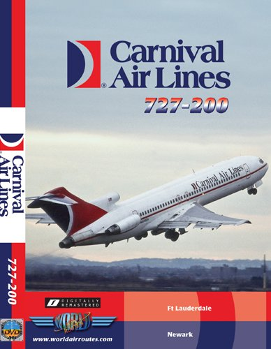 Carnival Air Lines Boeing 727-200