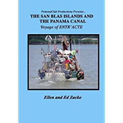 The San Blas and The Panama Canal-Voyage of Entr'acte