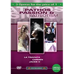 Pathos Passion & Patriotism