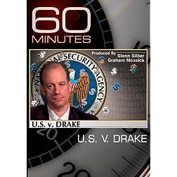 60 Minutes - U.S. v. Drake (May 22, 2011)