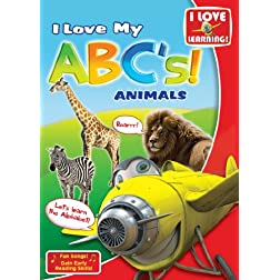 I Love My ABC's! - Animals