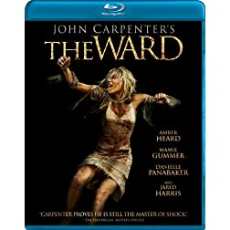 John Carpenter's the Ward [Blu-ray]