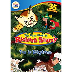 Busy World of Richard Scarry - Fun in Busytown!
