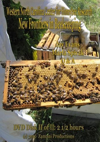 New Frontiers in Beekeeping Part Two
