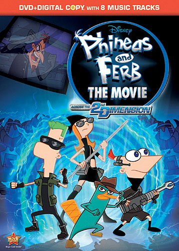 Phineas & Ferb the Movie: Across the 2nd Dimension