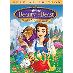Beauty and the Beast: Belle's Magical World Special Edition