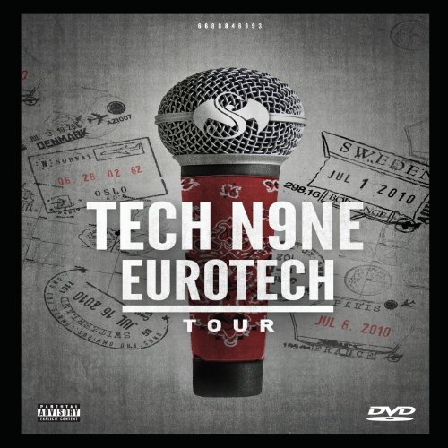 Tech N9ne: EuroTech Tour