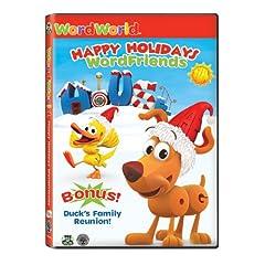 WordWorld: Happy Holiday Word Friends