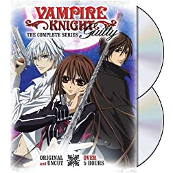 Vampire Knight Guilty: Complete Series