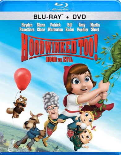 Hoodwinked Too! Hood vs. Evil [Two-Disc Blu-ray/DVD Combo]