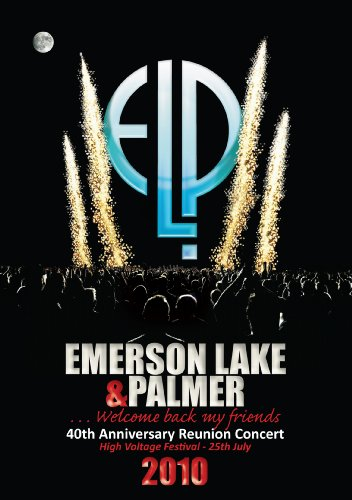 Emerson Lake & Palmer - 40th Anniversary Reunion Concert [Blu-ray]