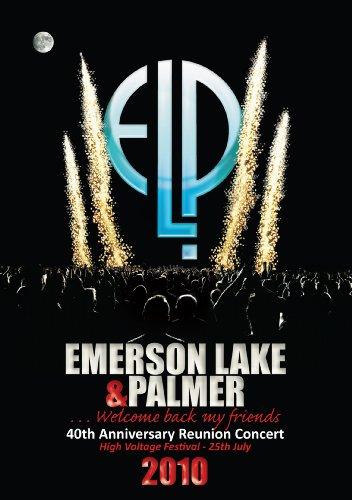 Emerson Lake & Palmer - 40th Anniversary Reunion Concert [Blu-ray]