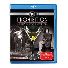 Prohibition [Blu-ray]