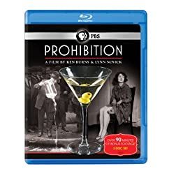 Ken Burns: Prohibition [Blu-ray]