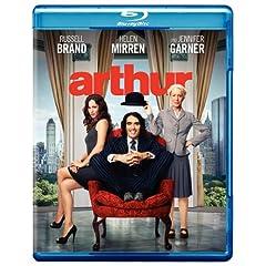 Arthur (Movie-Only Edition) [Blu-ray]