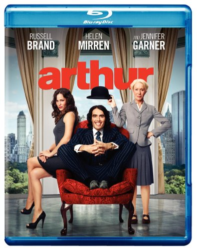 Arthur (Movie-Only Edition) [Blu-ray]